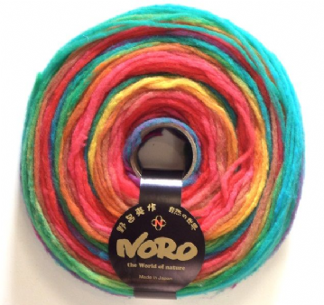 Noro Rainbow Roll